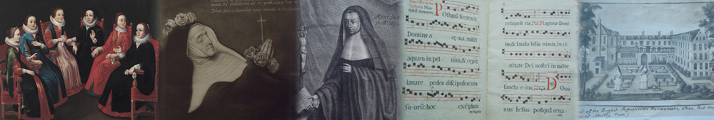 Who were the nuns banner